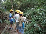 森のクイズラリー
